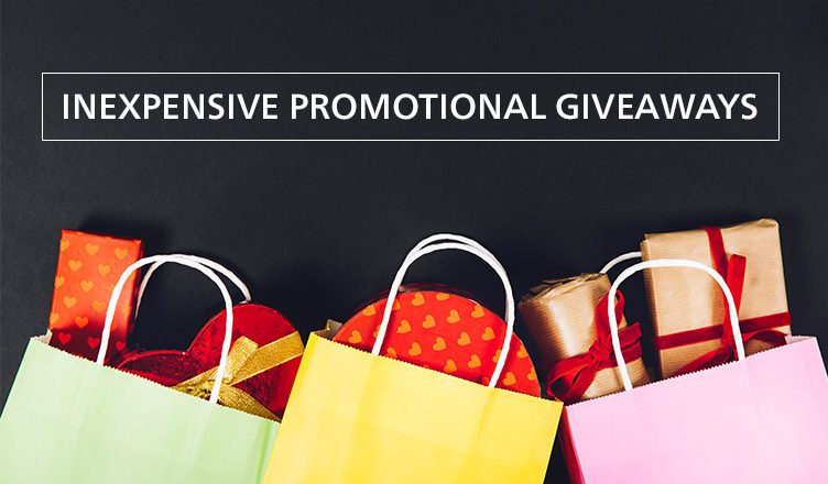 Inexpensive Yet Effective Giveaways For Social Awareness Month