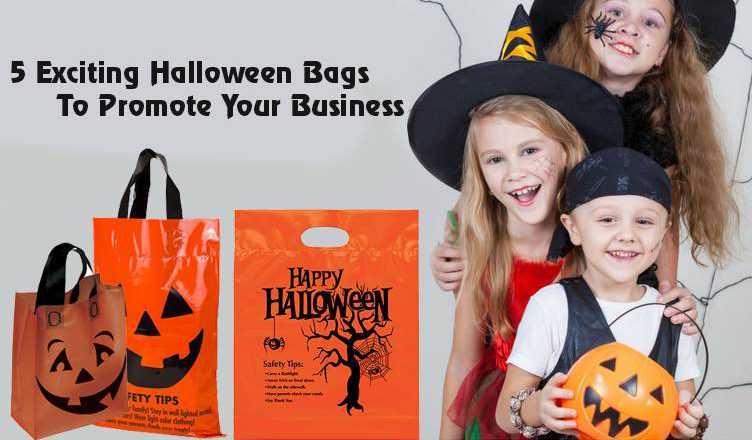 Halloween Bags To Promote Your Business