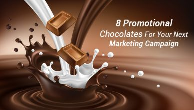 8 Promotional Chocolates For Your Next Marketing Campaign
