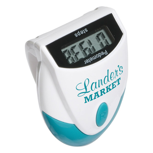 Designer Top - View Pedometer