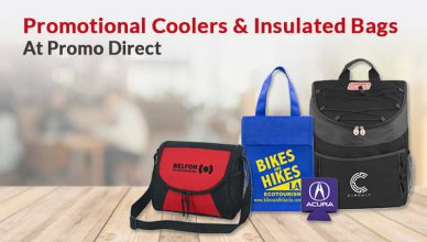 promotional Coolers and insulated bags