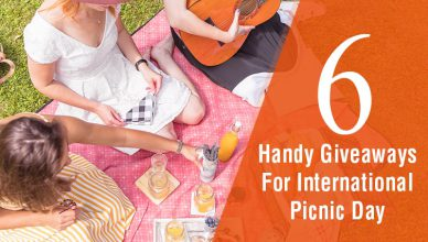6 Handy Giveaways For International Picnic Day