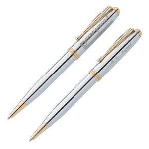 Bic® Worthington Chrome Ballpoint