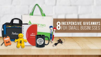 Inexpensive Giveaways For Small Businesses