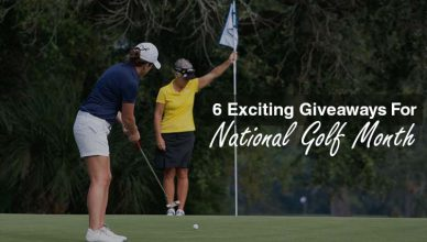 6 Exciting Giveaways For National Golf Month