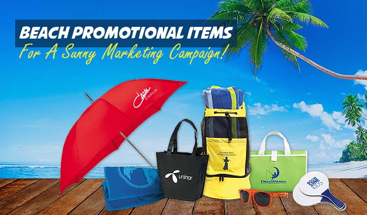 Beach Promotional Items