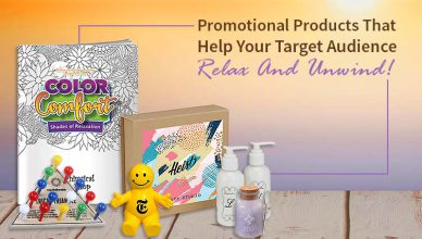 Promotional Products That Help Your Target Audience Relax And Unwind