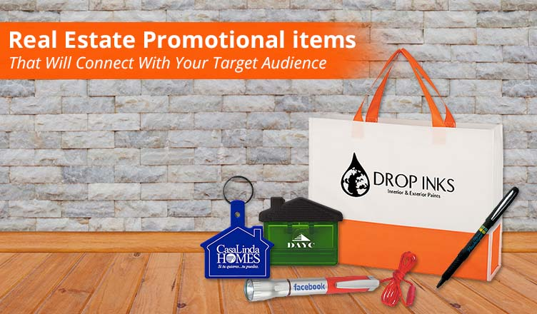 Real Estate Promotional items