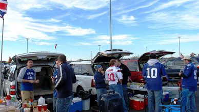 National Tailgating Day