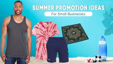 summer promotional apparel ideas