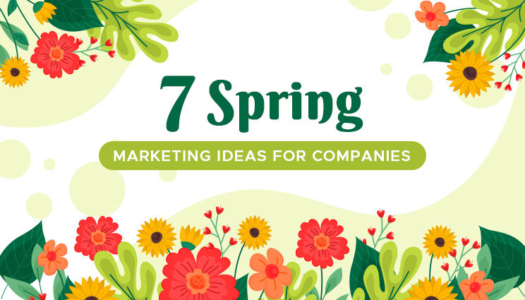 Spring Promotional Ideas