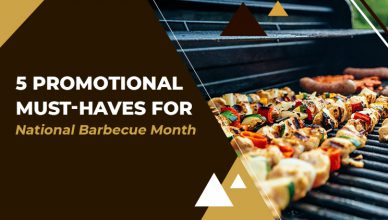 5 Promotional Must Haves for National Barbecue Month