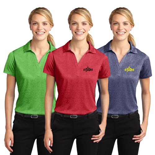 heather promotional apparel