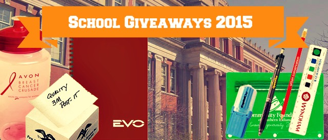 8 Promotional Products Schools Can Give Away In 2015