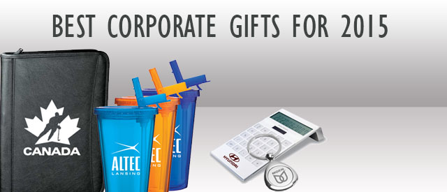 10 Best Corporate Gifts for 2015