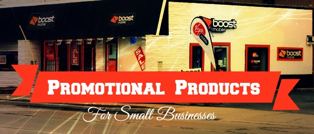 Small Business Promotional Products