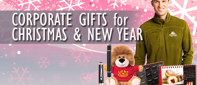 Corporate Gifts for Christmas and New Year