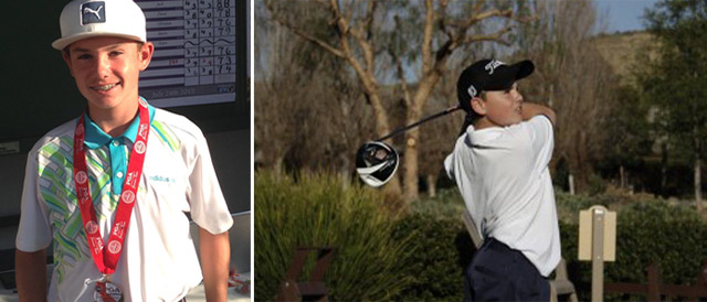 Celebrating Junior Golfer Michael Sarro's Success on the PGA Junior Tour