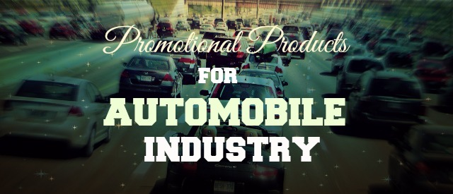 Promotional Products for Automobile Industry