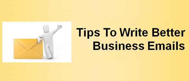 8 Tips to Write Better Business Emails