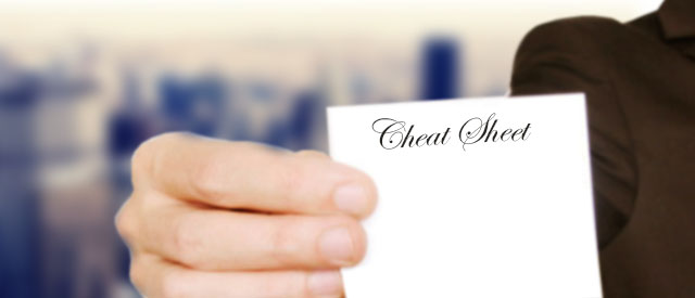 The 2015 Cheat Sheet For Successful Business Promotion