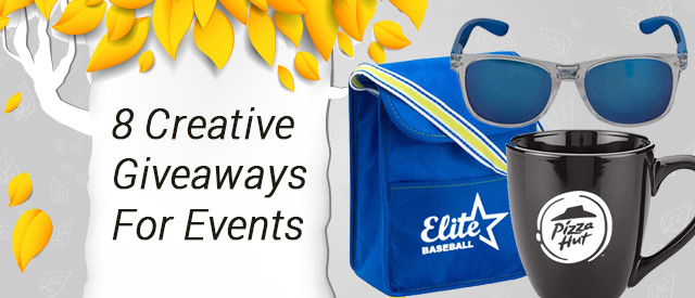 creative ideas for events