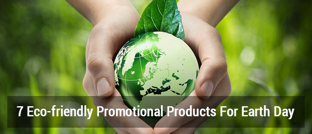 promotional product earth day