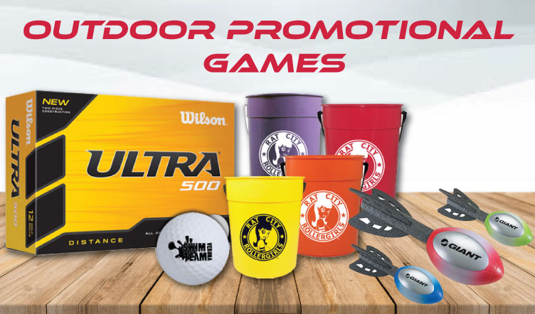 Outdoor Promotional Games
