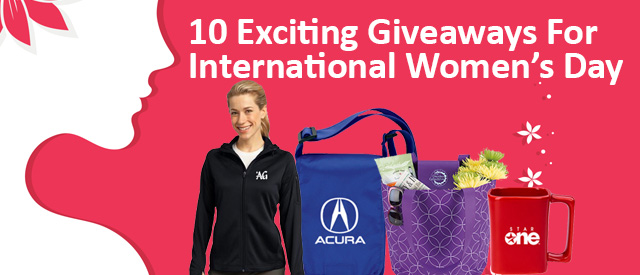 giveaways international women day