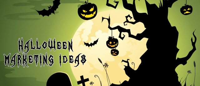 Image result for halloween marketing ideas