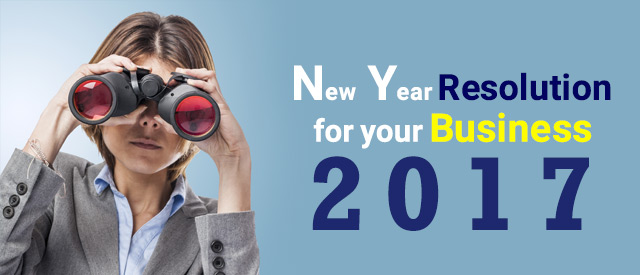 4 Steps To Make New Year's Resolutions For Your Business