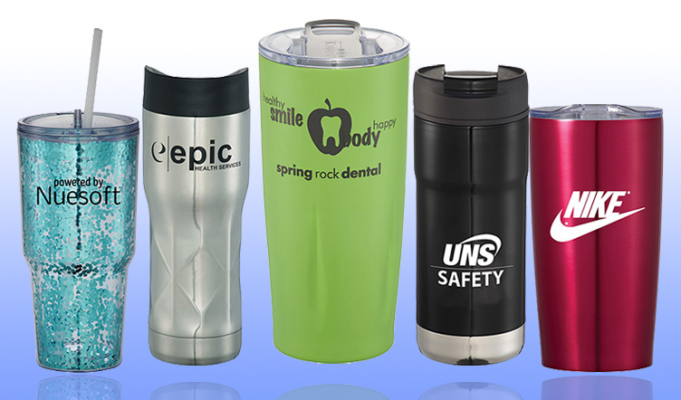 tumblers for promo marketing