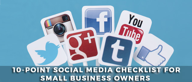 social media tips for business