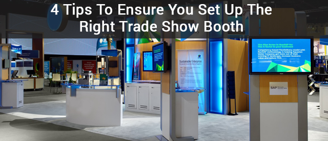 tips for trade show exhibitors